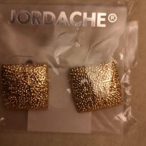JORDACHE Square Earrings